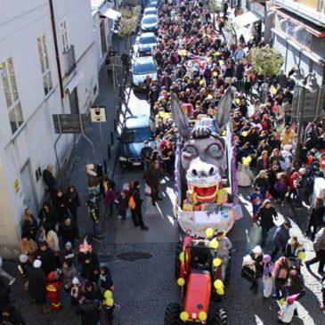 O Carnevale S.T.A.R. – Resilienza e Riciclo
