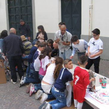 Biblioteca, Arte e Cultura in strada