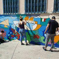 Salpiamo l'ancora e puntiamo al successo… #muralescuola